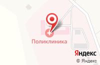 Схема проезда до компании Шварцевская поликлиника в Шварцевском