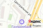 Схема проезда до компании Тайный свет красоты в Щёлково