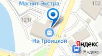 Компания РТС-банк на карте