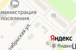 Схема проезда до компании Красное & Белое в Шварцевском