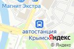 Схема проезда до компании Банкомат, Банк ВТБ 24, ПАО в Крымске