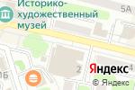 Схема проезда до компании Народный потолок в Щёлково