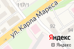 Схема проезда до компании ВИТРУМ в Красково