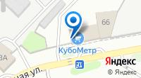 Компания Кубометр на карте