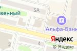 Схема проезда до компании Магия сна в Щёлково