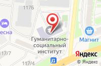 Схема проезда до компании ДПО Объединенный Научно-методический Центр - ДПО ОНМЦ в Красково
