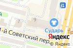 Схема проезда до компании Зоогалерея в Щёлково
