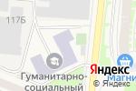 Схема проезда до компании Глобус в Красково