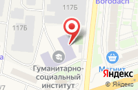 Схема проезда до компании Орион в Красково