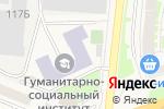 Схема проезда до компании Адвокатский кабинет №1471 в Красково
