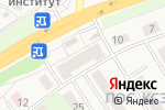 Схема проезда до компании Гастроном в Красково