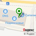 Местоположение компании Совята