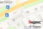 Схема проезда до компании Эберс в Красково