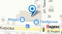 Компания Молоток на карте