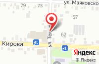 Схема проезда до компании Астоп-Юг в Крымске