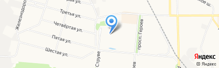 Детский сад №19 на карте Балашихи