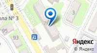 Компания Цветочный киоск на карте