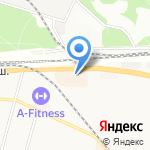 Московский государственный машиностроительный университет на карте Балашихи