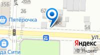 Компания Скарлетт на карте