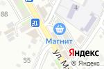 Схема проезда до компании Продукты из Белоруссии в Крымске