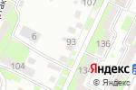 Схема проезда до компании Продуктовый магазин в Крымске