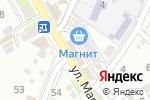 Схема проезда до компании Ермолино в Крымске