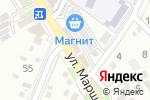 Схема проезда до компании Зонд в Крымске