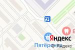 Схема проезда до компании Оазис в Малаховке