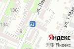 Схема проезда до компании Фемида в Крымске