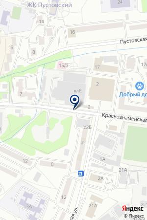 СТРОЙСЕРВИС 21 ВЕК на карте Щелково