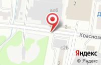 Схема проезда до компании Проком в Щелково
