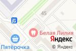 Схема проезда до компании Карамелька в Малаховке