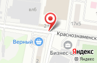 Схема проезда до компании Dom WiFi в Щелково