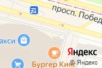 Схема проезда до компании Шарпей в Череповце