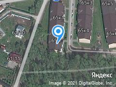 Люберецкий район, деревня Мотяково, д. 65 корп. 2