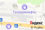 Схема проезда до компании Петрович и Ко в Красково