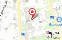 Схема проезда до компании Стальснаб в Крымске