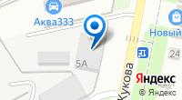 Компания Деним на карте