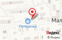 Схема проезда до компании Люберецкая автошкола в Малаховке
