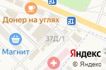 Схема проезда до компании МегаФон в Малаховке