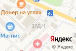 Схема проезда до компании СушиСет в Малаховке
