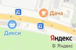 Схема проезда до компании Еврошиномонтаж в Малаховке