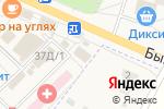 Схема проезда до компании 2М-Консалтинг в Малаховке