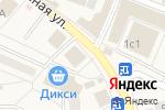 Схема проезда до компании Золотая Корона в Малаховке