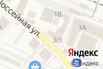 Схема проезда до компании МТС в Малаховке