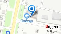 Компания Инноват на карте