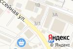Схема проезда до компании Платежный терминал, Телекоммерц Банк в Малаховке