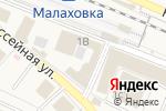 Схема проезда до компании Магазин детских игрушек в Малаховке
