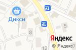Схема проезда до компании Свежесть в Малаховке
