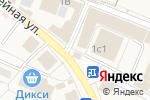 Схема проезда до компании Крауклиш в Малаховке